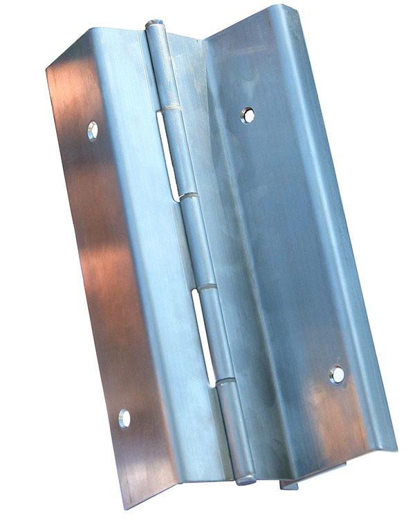 Swing Clear Single Guard Hinges